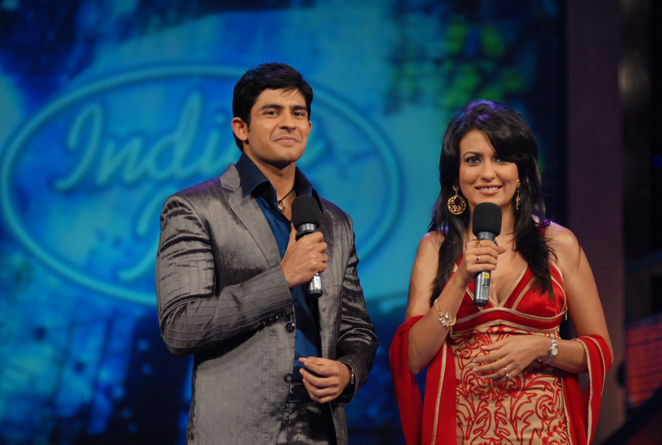 Indian-Idol-Season-3---Hussain-and-Mini-