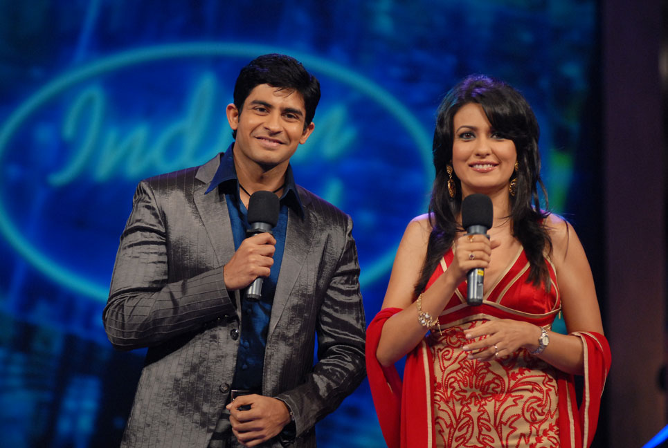 Indian Idol Season 3 - Hussain and Mini